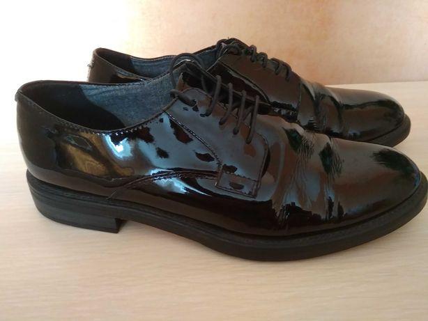 Крутые туфли Vagabond р.39