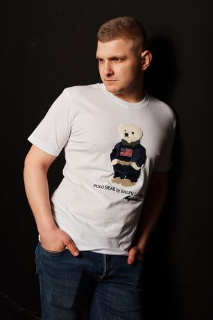 Футболки чоловічі,футболки з ведмедиками,подарунок,мужские футболки,