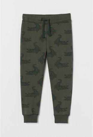 Фірмові утеплені штани H&M 92,98,104,116,158