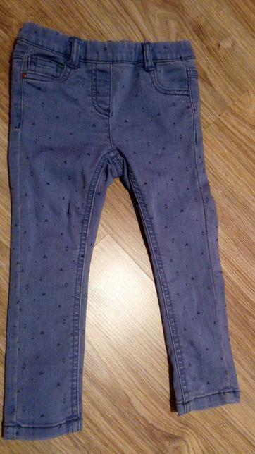 Spodnie jeansy cool club 92