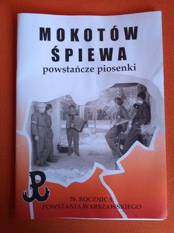 Śpiewnik piosenki powstańczej / 2020r.
