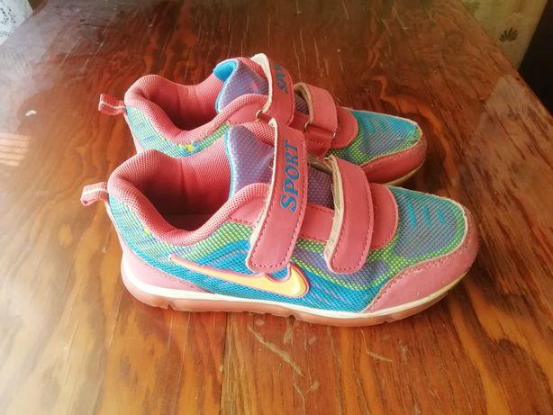 Детские кроссовки Стелька 21 см