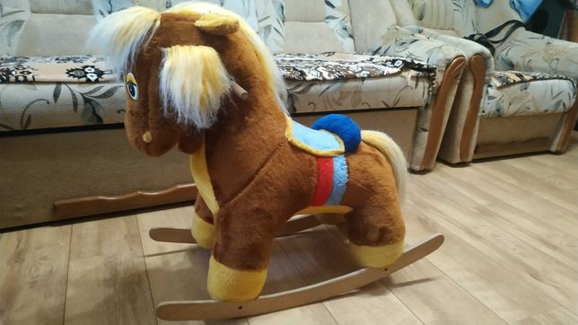 Детская качалка - конь