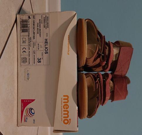 Sandały ortopedyczne MEMO