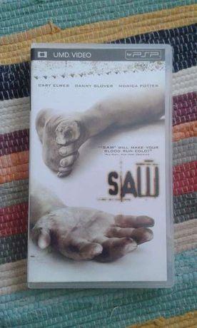 PSP - Filme Saw, novo.