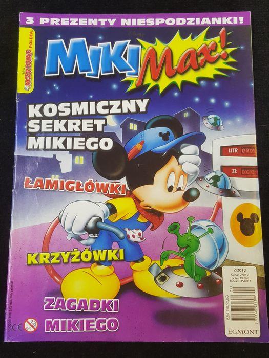 Miki Max. Nr. 2/2013 . Komiks Morąg - image 1