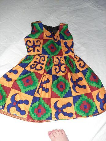 Sukienka 86 dziewczynka