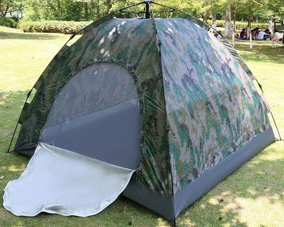 Туристическая палатка автомат 2х местная для рыбалки и походов