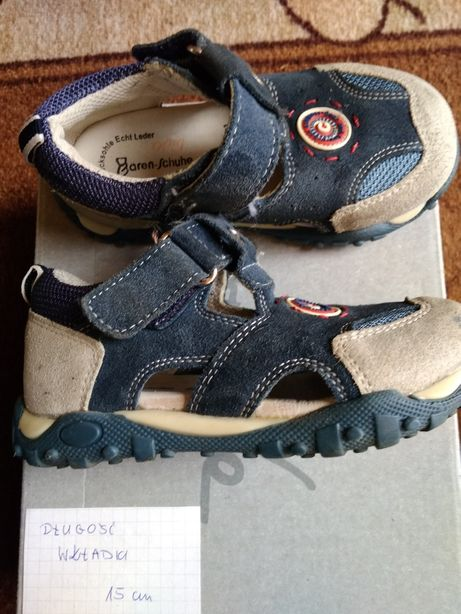 Buty dla chłopca r 23