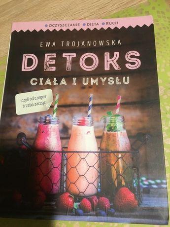 """Książka ,,Detoks ciała i umysłu """", POLECAM"""