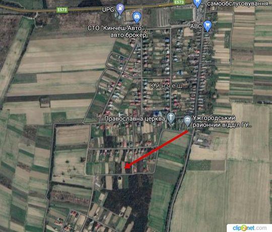 земельна ділянка Ужгор.район