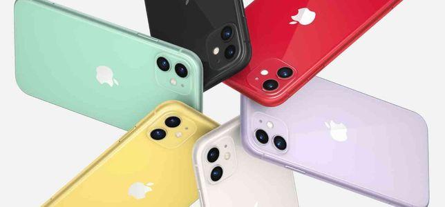 Новий Apple iPhone 11 64GB/128GB/256GB | iPeople | Розстрочка | Обмін
