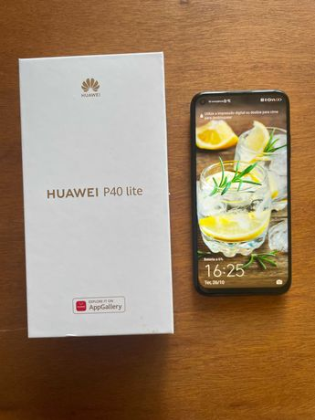 Huawei P40 Lite 6GB - 128GB - Como Novo
