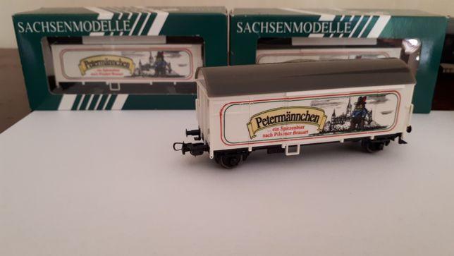 Грузовые вагоны(sachenmodelle)