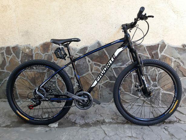 Велосипед алюмінієвий з безкоштовною доставкою Favorite Tracker 26 BWB