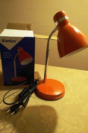 Lampa nocna biurkowa lampka nocna biurkowa Kanlux Zara HR-40 Wat
