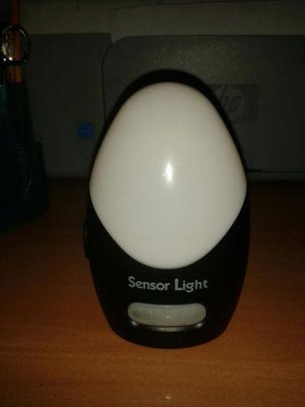 Lanterna led com sensor de movimento