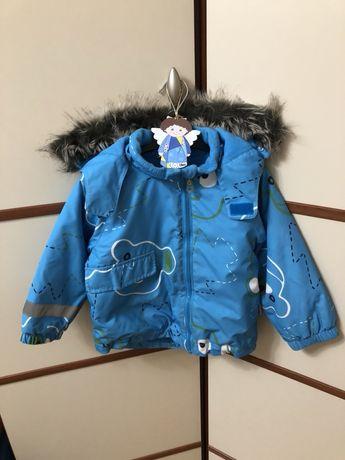 Зимняя курточка Lassie by Reima, Next, H&M, 80 см