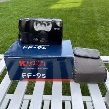 пленочный фотоаппарат Ricoh ff-9s (olympus,mju ii,yashica,pentax,canon