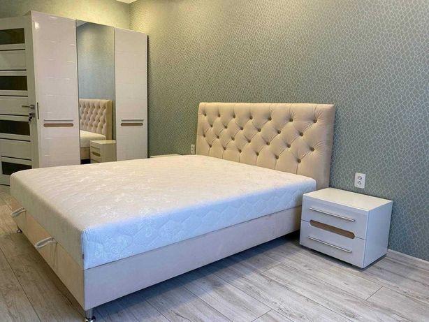 М'яке ліжко з матрацом Нью-Йорк! Кровать в Рівне від 11300 грн.