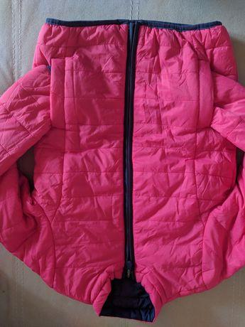 Новая двухсторонняя куртка курточка деми Chibo