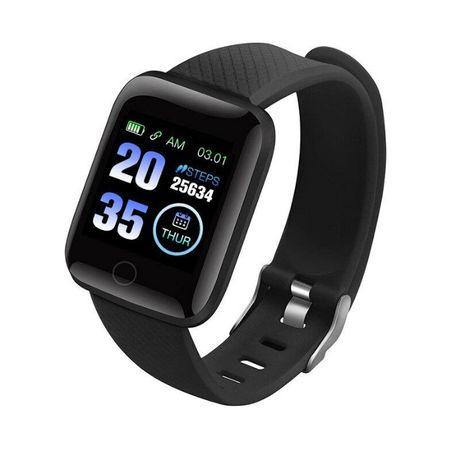 Smart Watch Smart Band 116 PLUS monitor zdrowia i fitness.