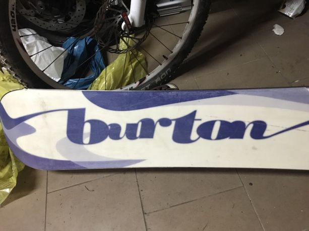 Deska snowboardowe Burton