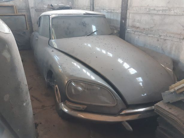 Części do Citroen DS
