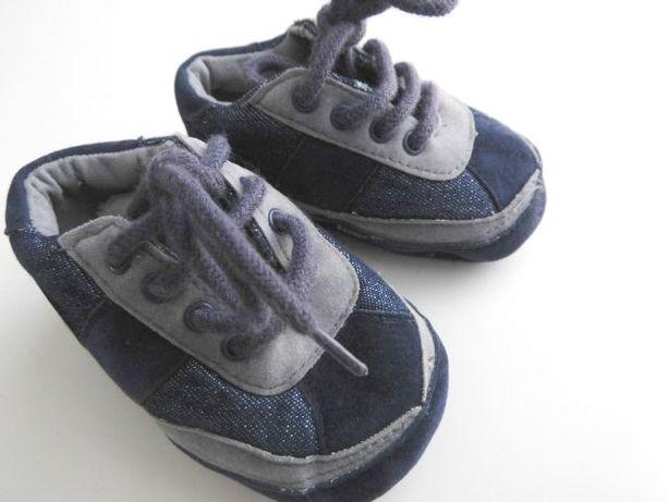 Buciki niemowlęce 10 cm