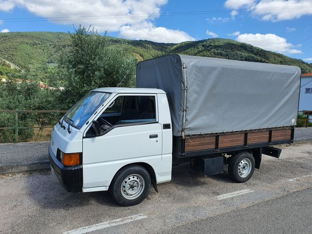 Mitsubishi l300 com poucos km