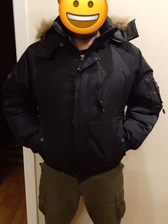 Куртка зимняя аляска BlackWolf