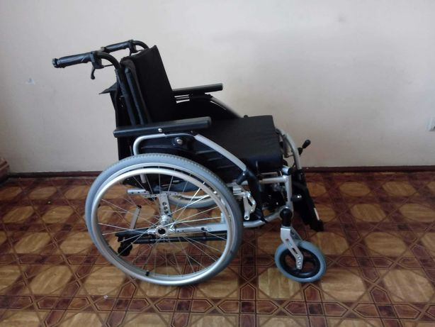 Wózek inwalidzki !