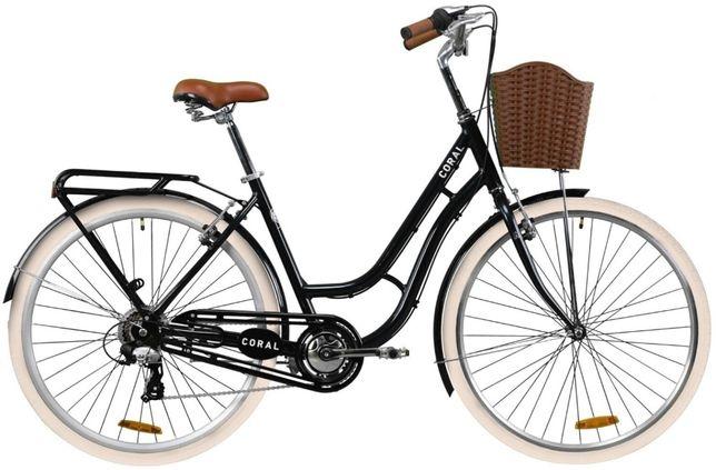 "Женский велосипед Dorozhnik Coral 28"" | Velopodium.com.ua"