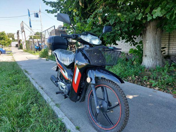 Мотоцикл Spark SP110C-3С. Доставка по Украине! Рассрочка до 3-х лет!