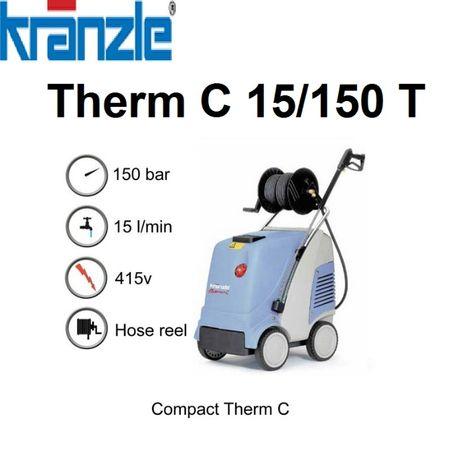 Máquina LAVAR ALTA-PRESSÃO KRANZLE therm C15/150 trif