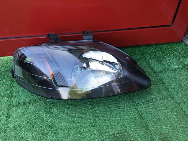 Honda Civic VI 99-01 3D Lampa Prawa Tuning Poliftowa