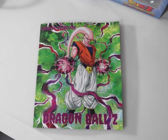 Livro Dragon Ball Z para Pintar/Colorir com desenhos NOVO