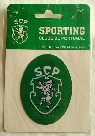Antigo emblema do Sporting SCP