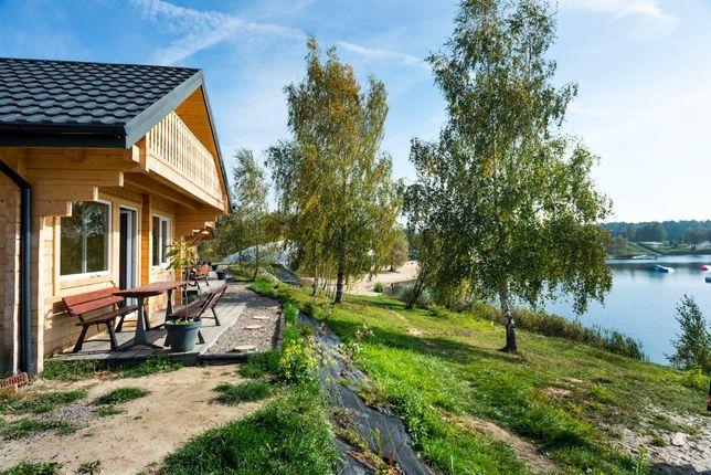 Domki letniskowe do wynajęcia nad jeziorem pod Krakowem