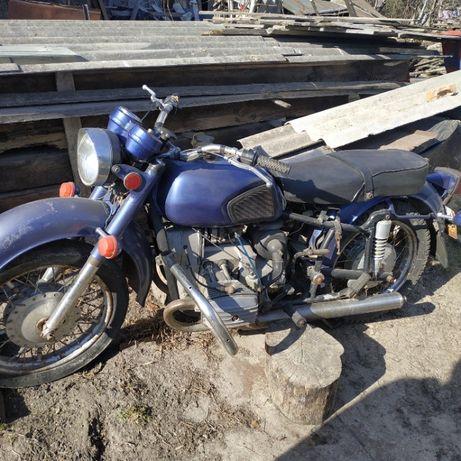 Продам мотоцикл Днiпро 16