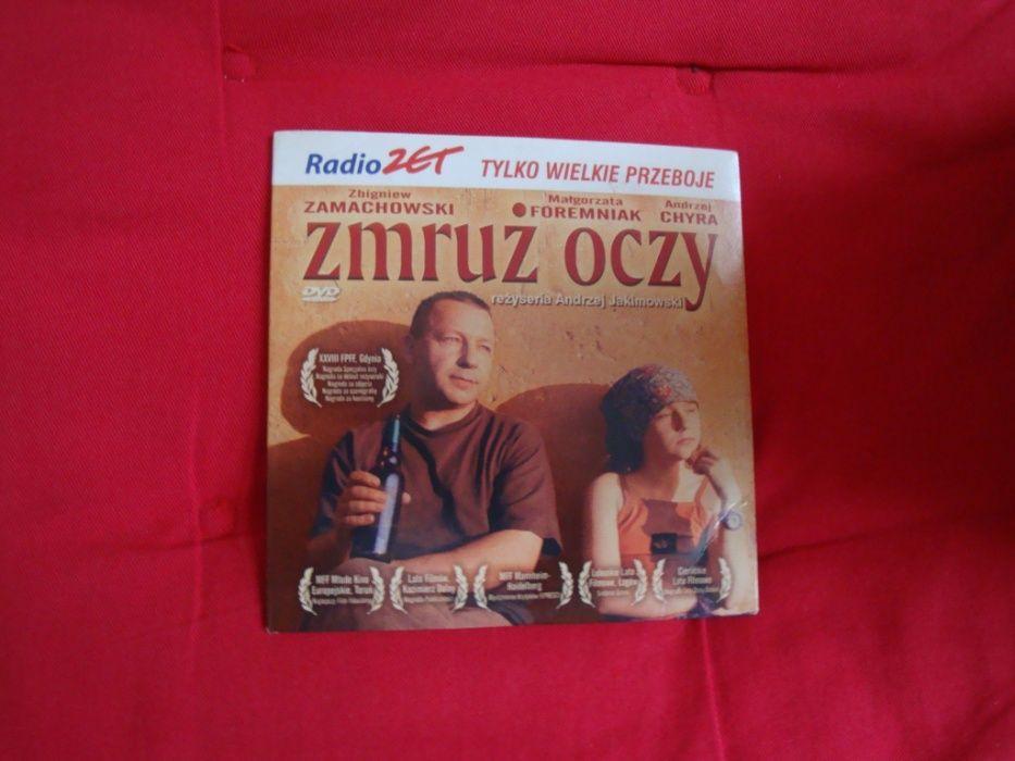 dvd Zmruż oczy Zamachowski,Chyra Warszawa - image 1