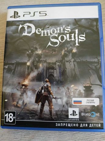 Demon's Souls  на PS5