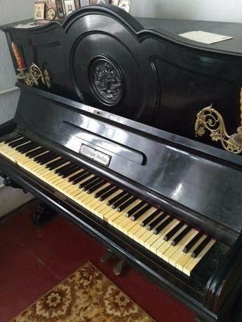 Пианино (фортепиано) W. Böger, Berlin