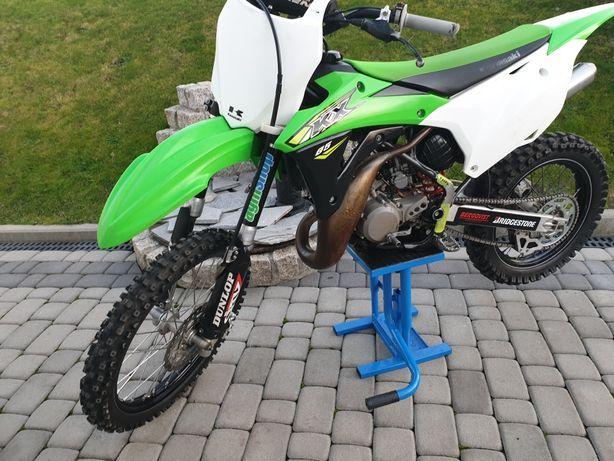 Kawasaki kx 85 !!! Super stan
