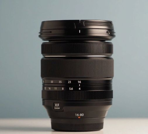 Fujifilm XF 16-80mm f4 R OIS WR new