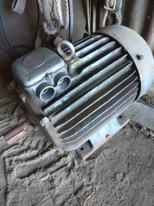 Silnik elektryczny 13Kw. Łoniów - image 1