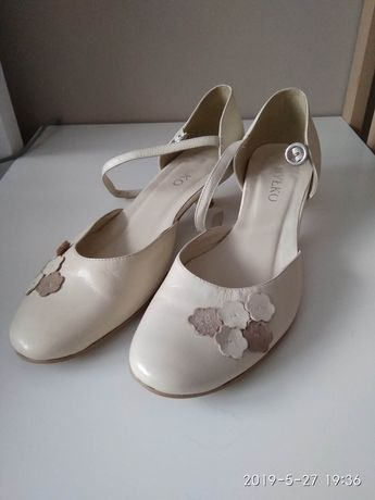 Taniej! Szpilki, sandały, baleriny RYŁKO