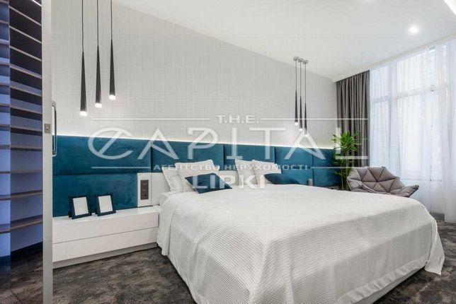 Аренда новых стильных 4к апартаментов ЖК Новопечерские Липки
