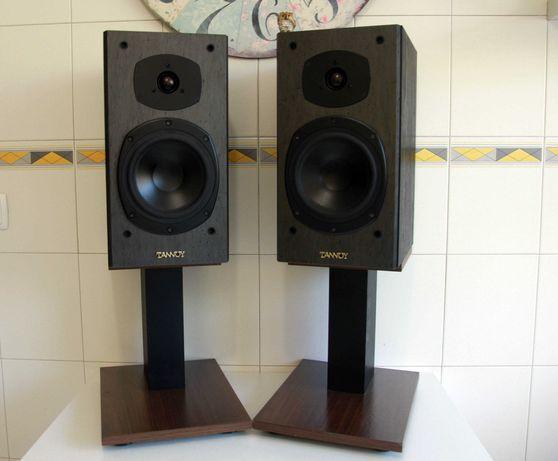 Tannoy Mercury M2 - B/EYE  -  colunas + suportes