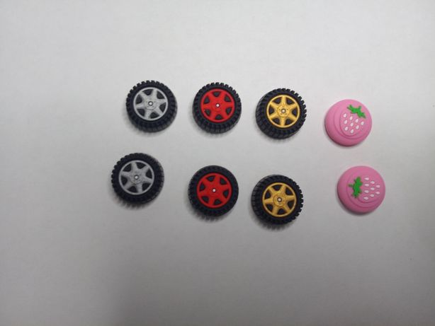 Чехол накладка на джойстик силиконовая защитный колпачок для геймпада